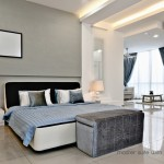 master suite with own living