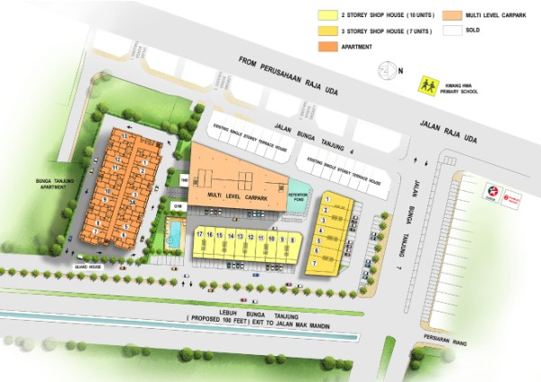 Tanjung Heights Condominium Penang Property Talk