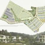 Jesselton Hills Master Plan