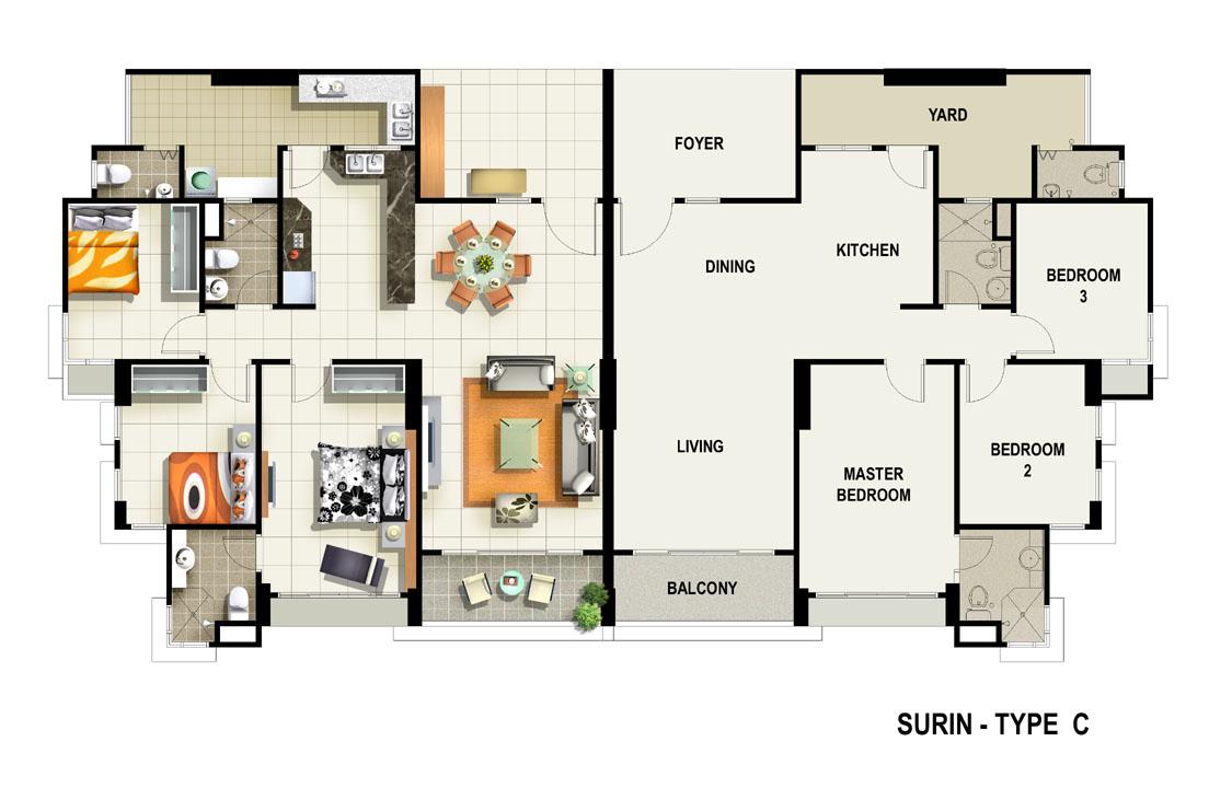 Surin Condominium Penang Property Talk