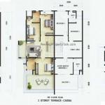 Cassia Floor Plan
