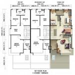floor-plan-3-storey-terrace-casuarina-first-floor