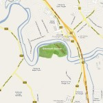 greenpark-location-map