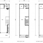 Prominence 3 storey shop office layout