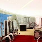 Prominence condominium sky gym