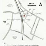 berjaya-condo-location-map