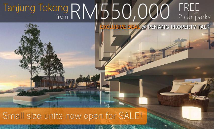 Mont Residence @ Tanjung Tokong