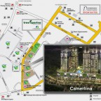 Camerlina-map