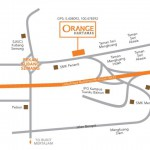 Orange-Hartamas-location-map