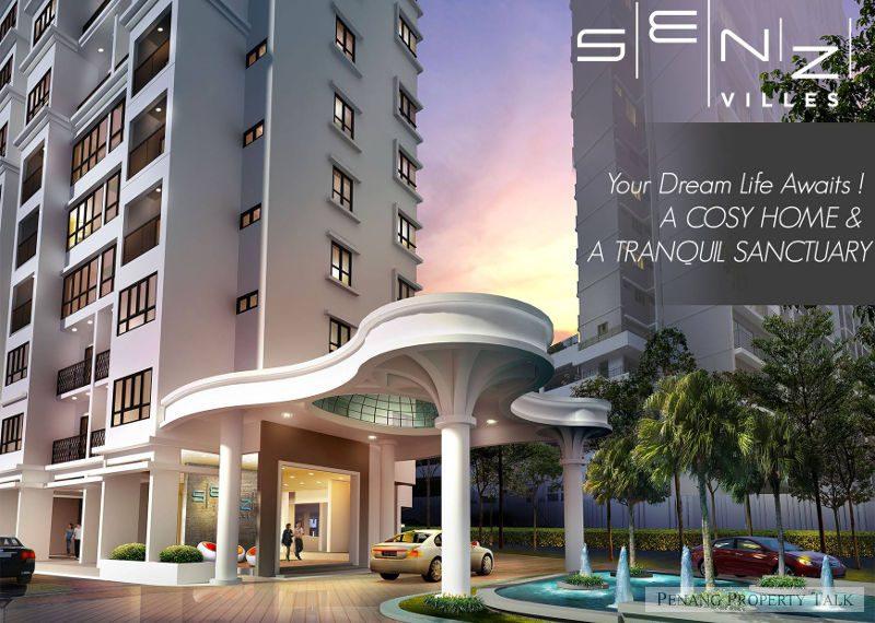 Senzvilles Penang Property Talk