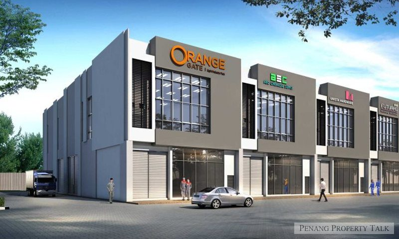 orange-gate