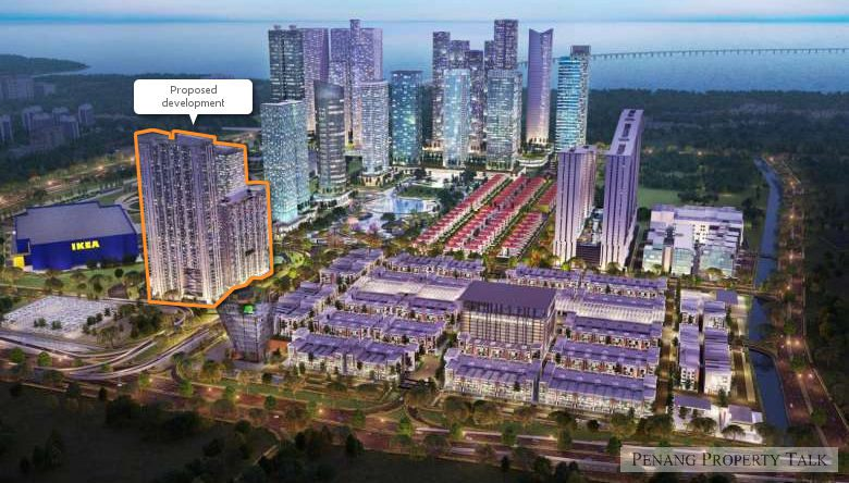 proposed-aspen-condominium-batu-kawan