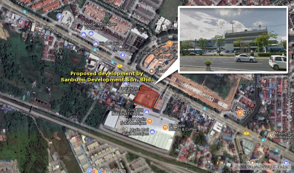 proposed-sanbumi-development-jalan-baru