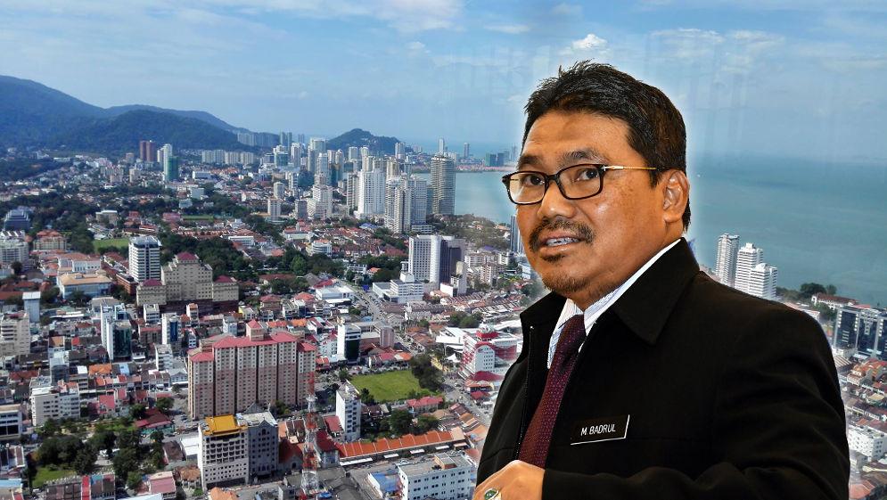 JPPH) National Property Information Center (Napic) director Md Badrul Hisham Awang.