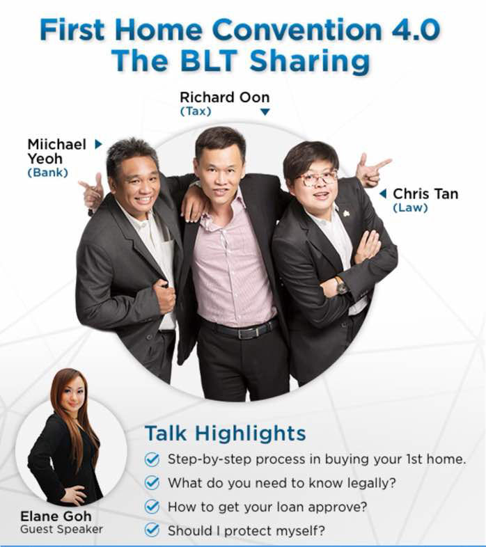 BLT First Home Convention 4.0