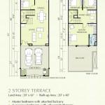 taman-seri-sepadu-terrace-floorplan