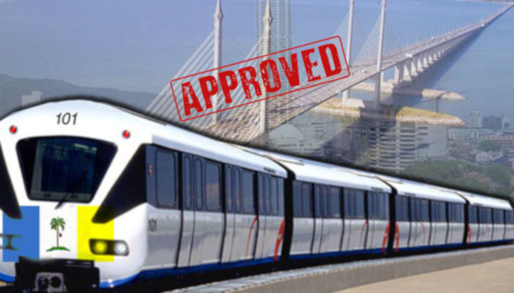Penang-LRT-approved