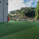 VST Complete Construction-Putting Green