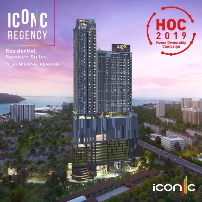 Iconic Regency is now under HOC! 10% Discount & Free Stamp Duty! Project details