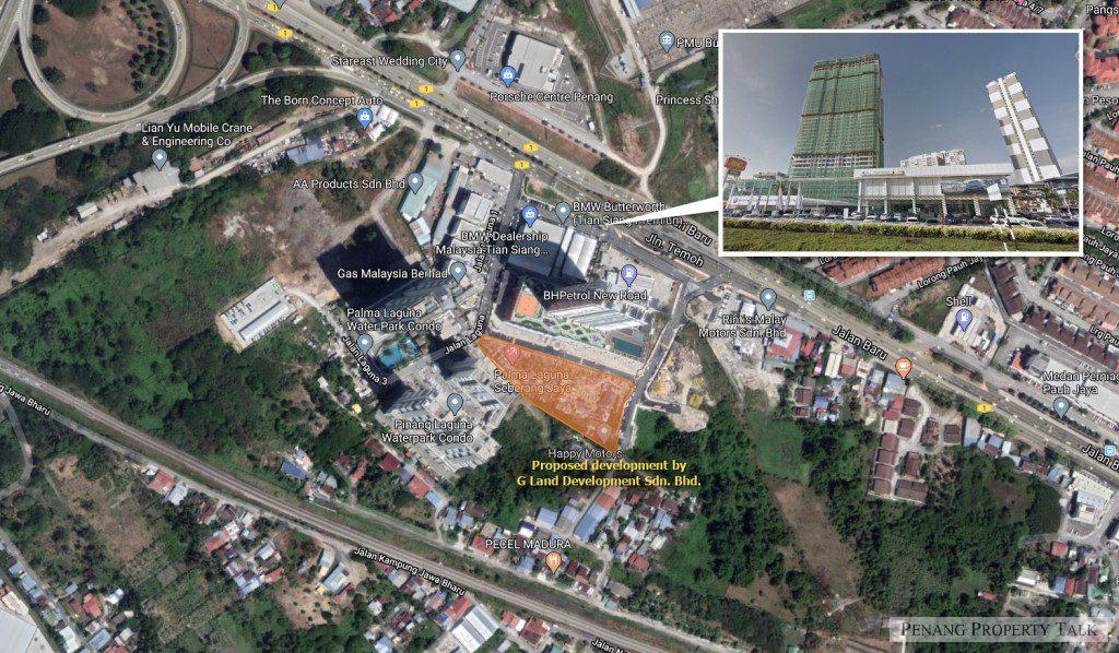 upcoming-huayang-g-land-development-prai