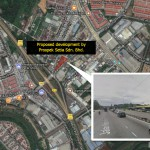 Proposed development by Prospek Setia
