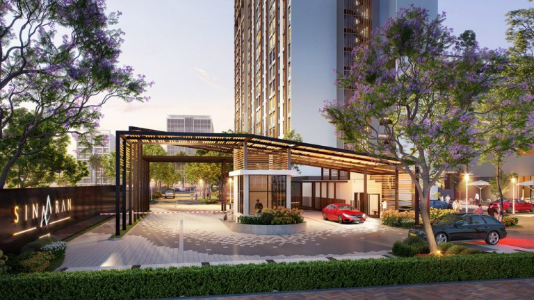 Choose modern suites from RM 338,000 onwards Project details